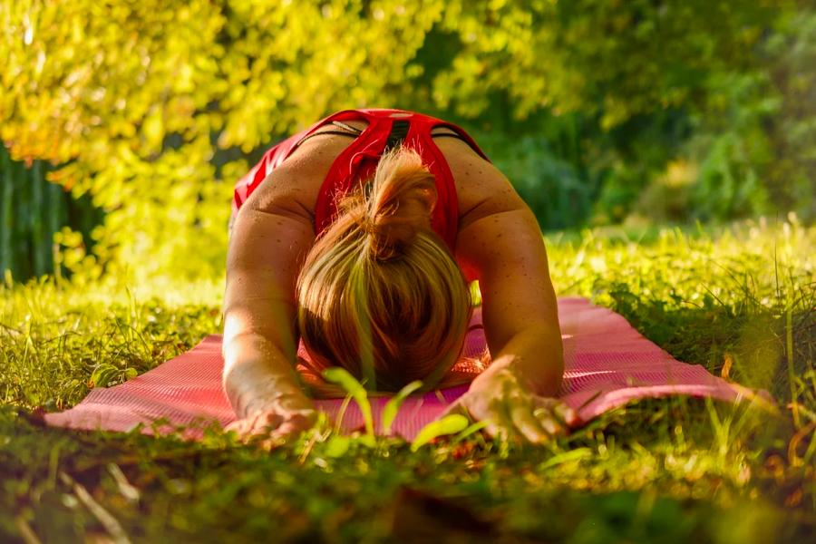 Yoga te snel klaarkomen